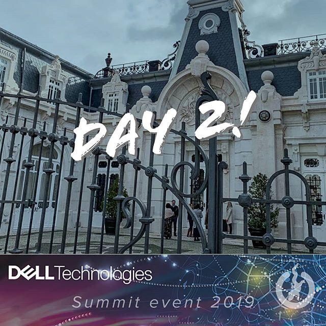 Dell Summit Day