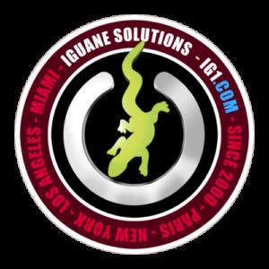 Logo Iguane Solutions Sécurité par design